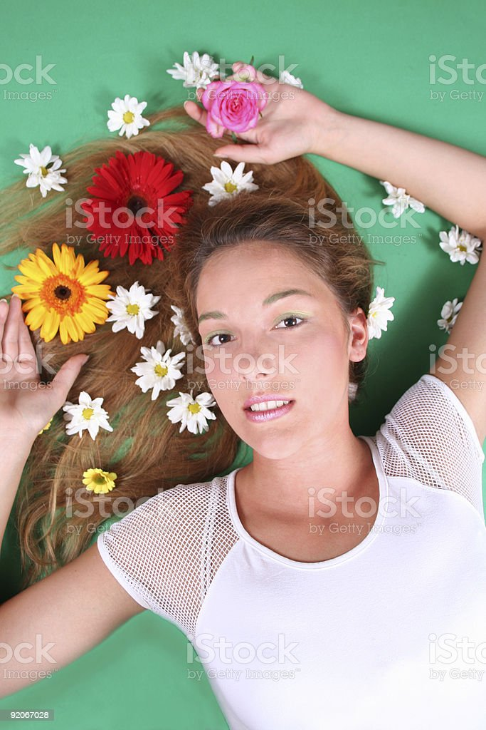Summer fantasy royalty-free stock photo