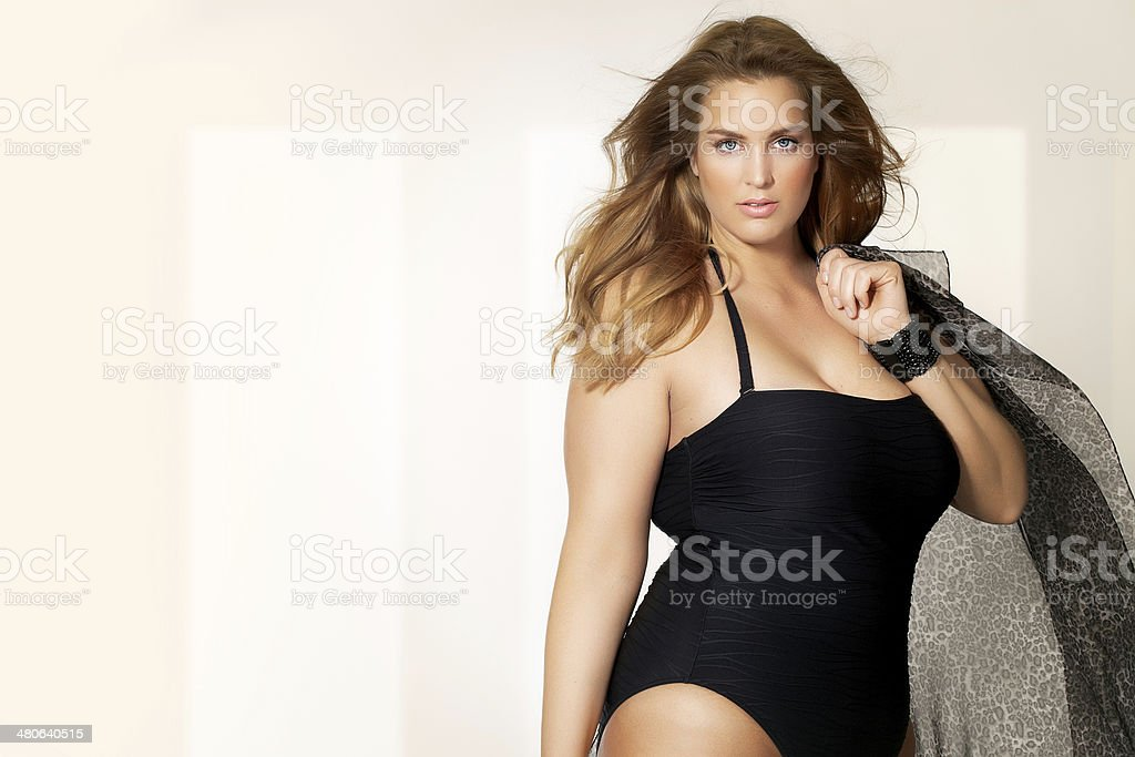 Summer Fashion Plus stock photo