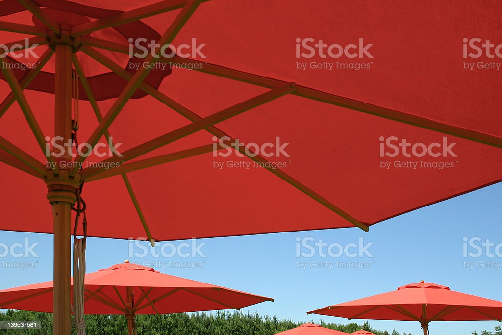 Summer feeling royalty-free stock photo