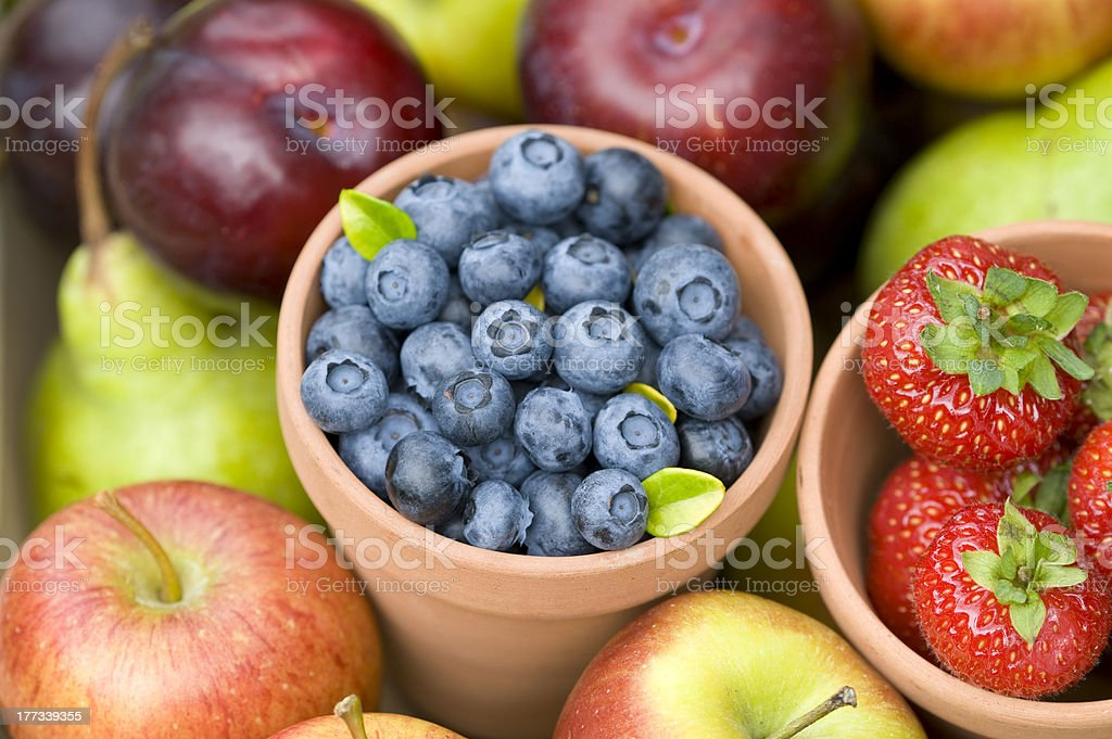 summer fruit produce royalty-free stock photo
