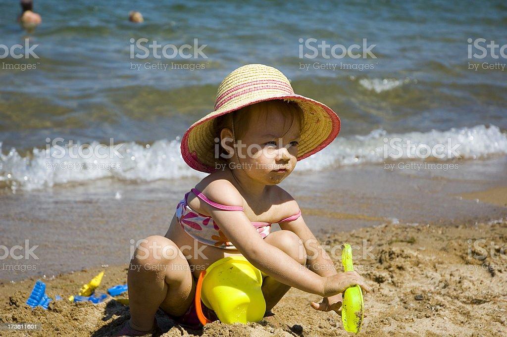Summer Fun 5 royalty-free stock photo