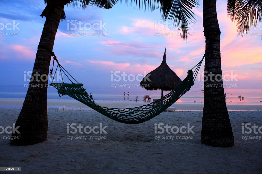 Summer Haven royalty-free stock photo