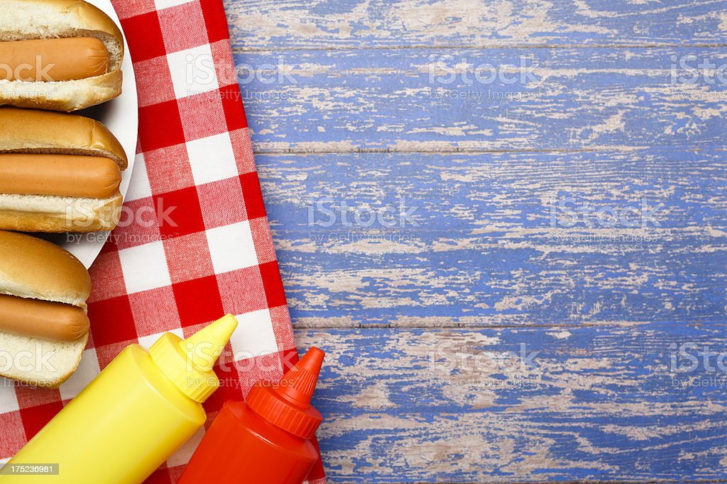 Summer Holiday Celebration royalty-free stock photo