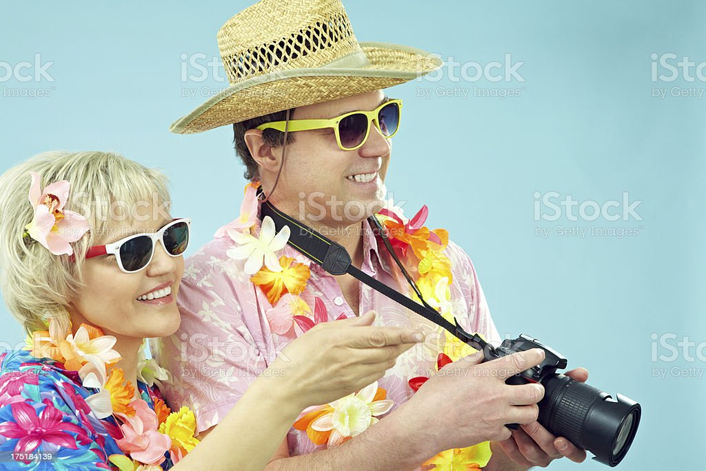 Summer holiday royalty-free stock photo