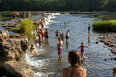 Summer in Latvia