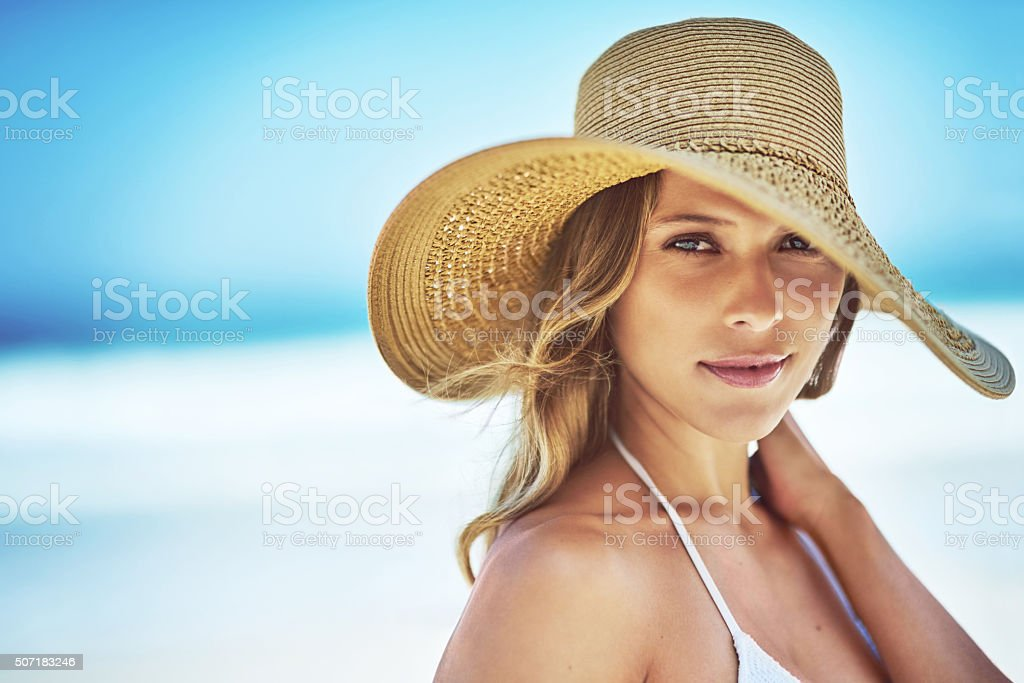 Summer is all I need stock photo