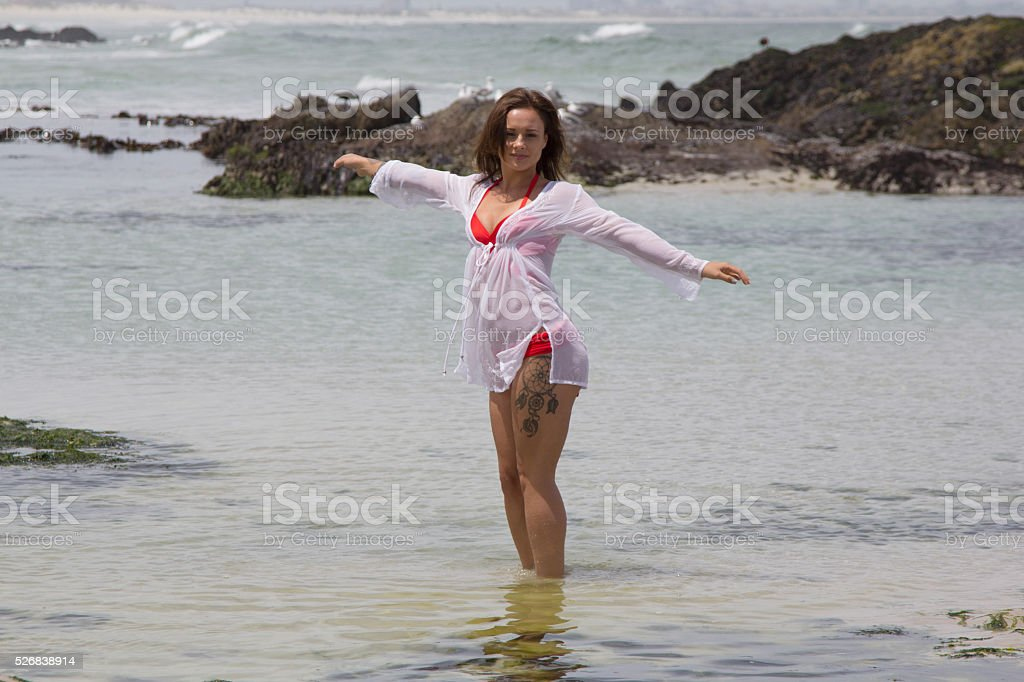 Summer Is Finally Here! stock photo