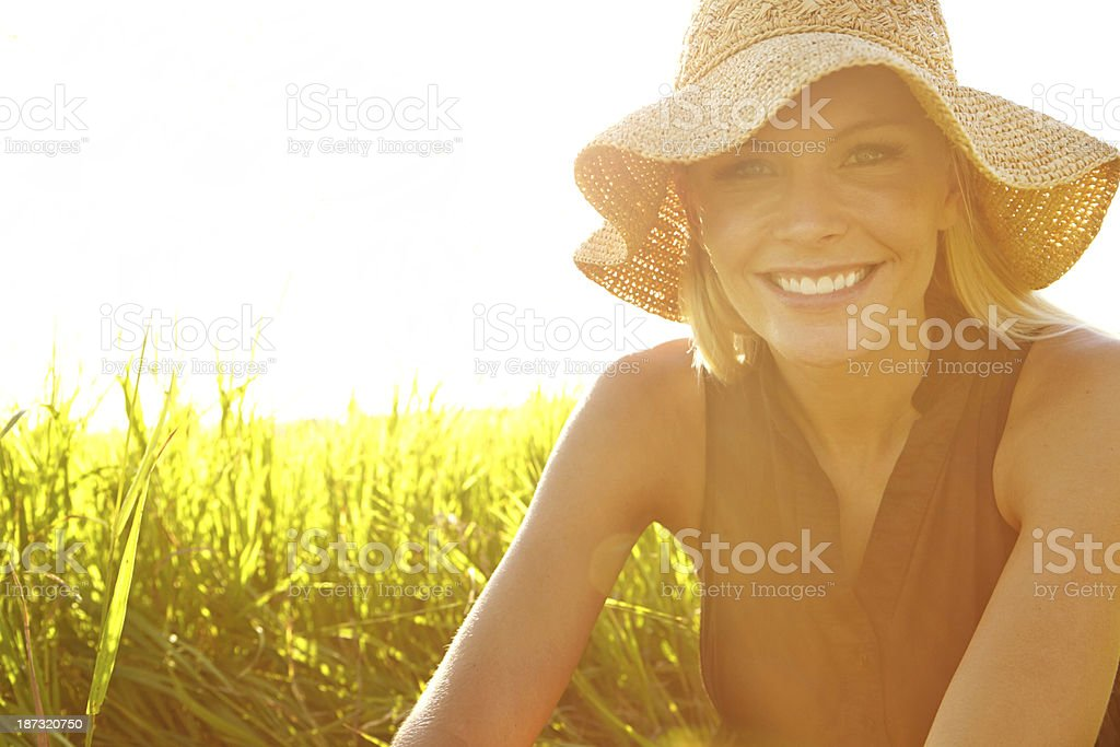 Summer is here! royalty-free stock photo