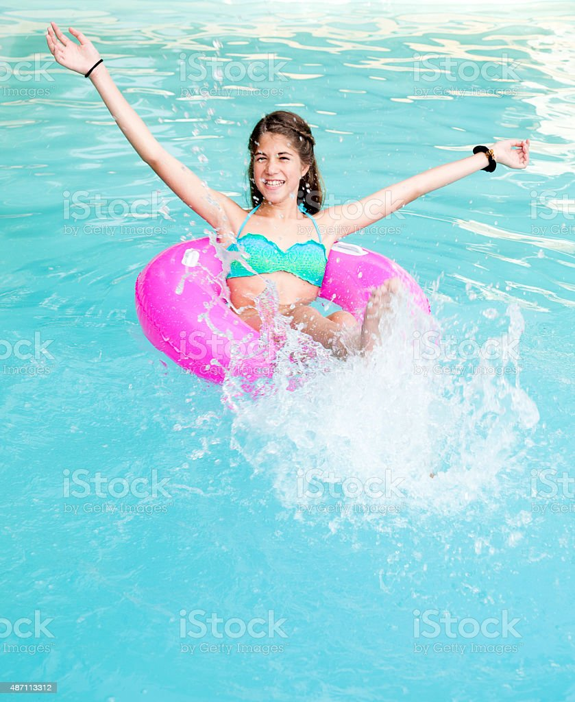 Summer is wonderful stock photo