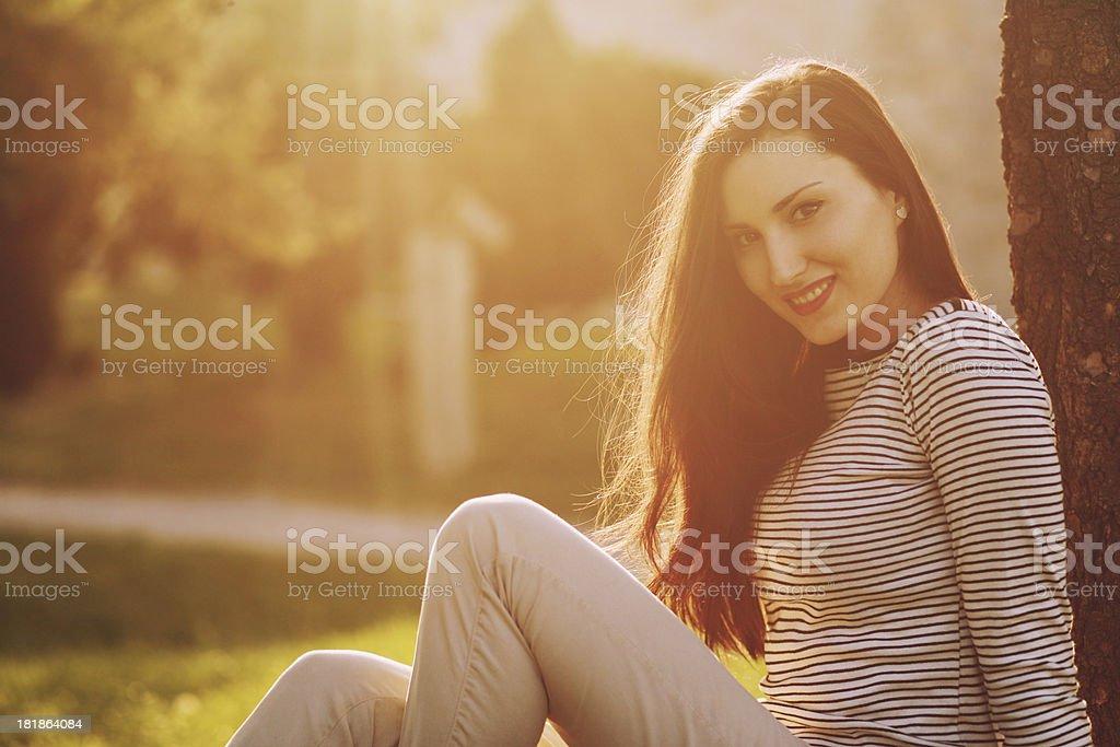 summer joy royalty-free stock photo