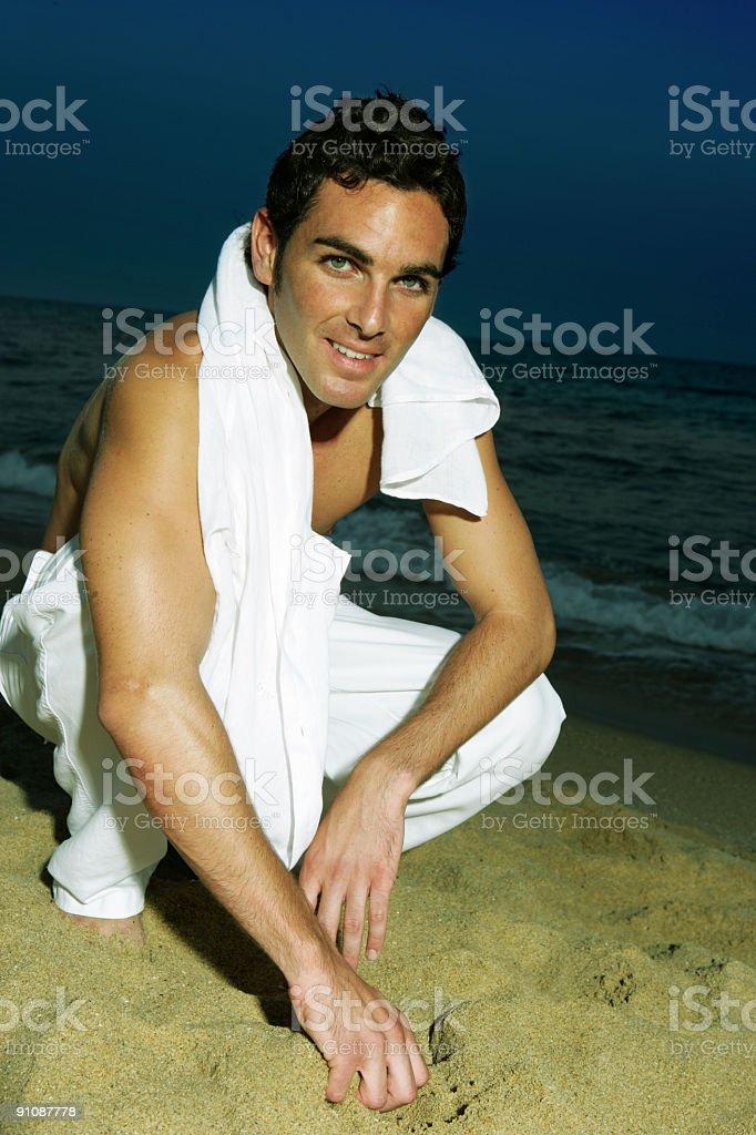 Summer leisure royalty-free stock photo