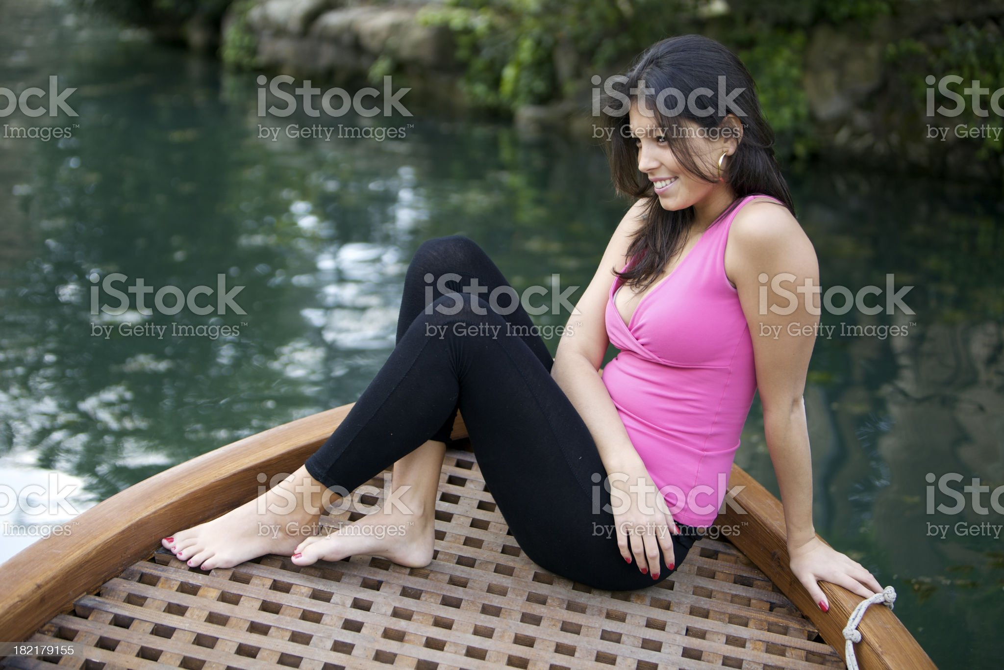 Summer life royalty-free stock photo
