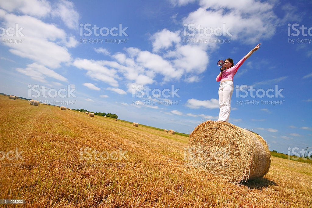 summer management royalty-free stock photo