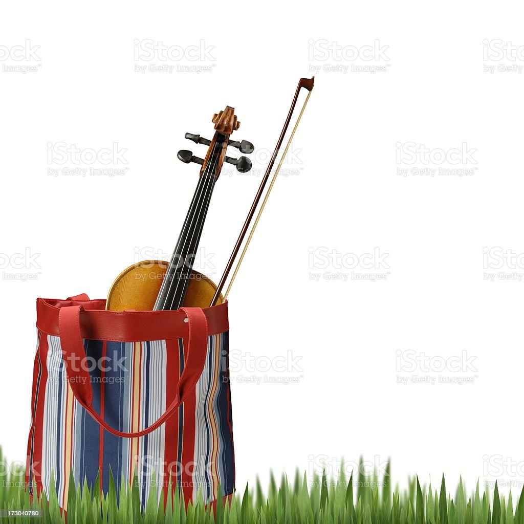 Summer Music royalty-free stock photo