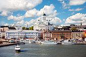 Summer of Helsinki, Finland