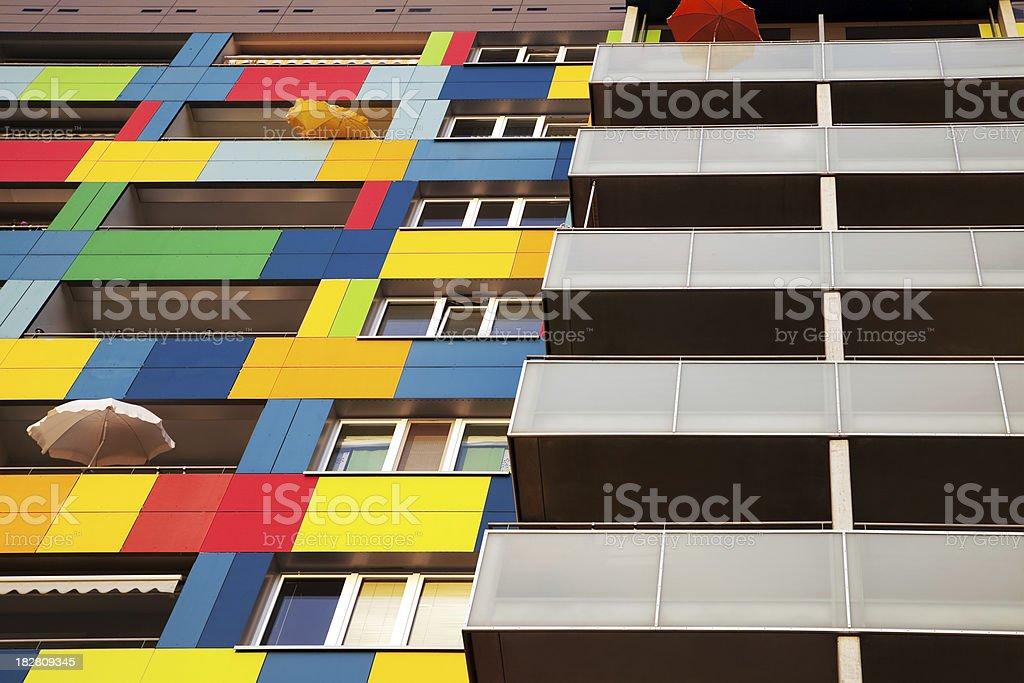 Summer On Balcony royalty-free stock photo