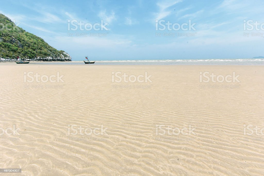 summer on the Thailand's beach royalty-free stock photo