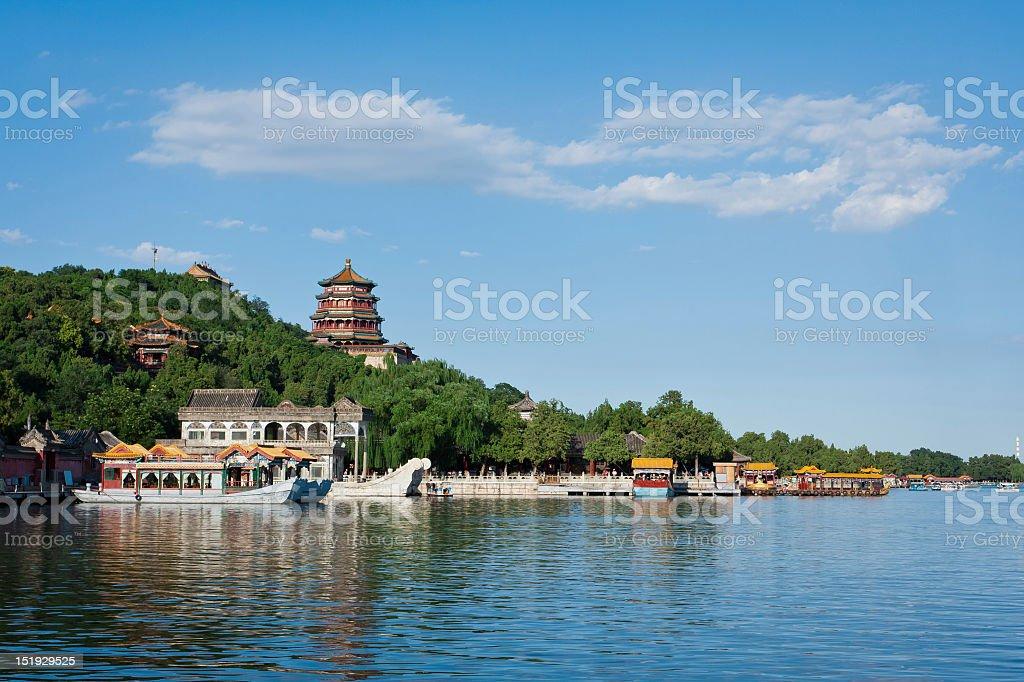 Summer Palace (Beijing) stock photo