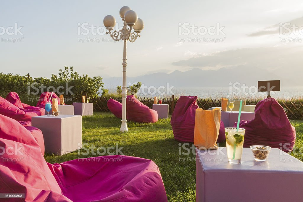 Summer Party stock photo
