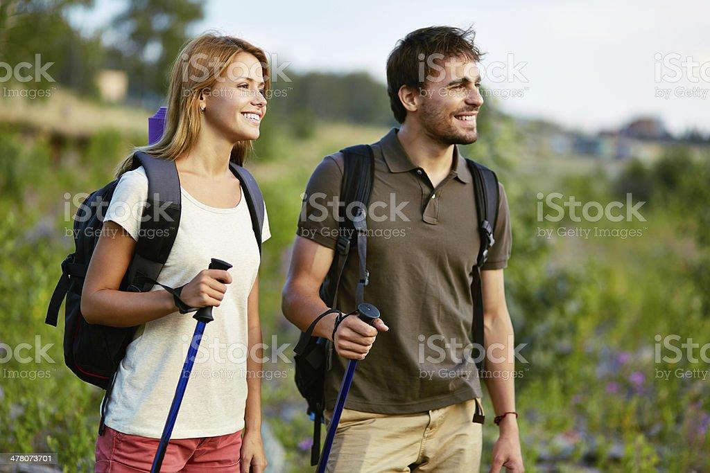 Summer recreation royalty-free stock photo