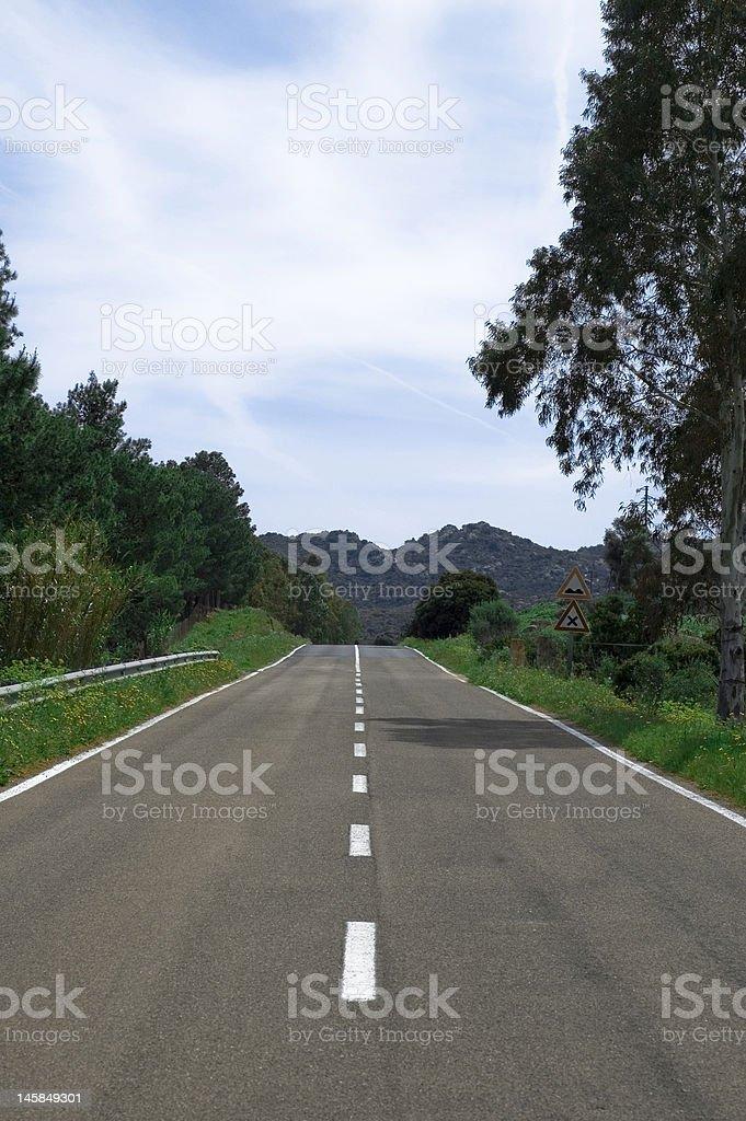 summer roadtrip royalty-free stock photo