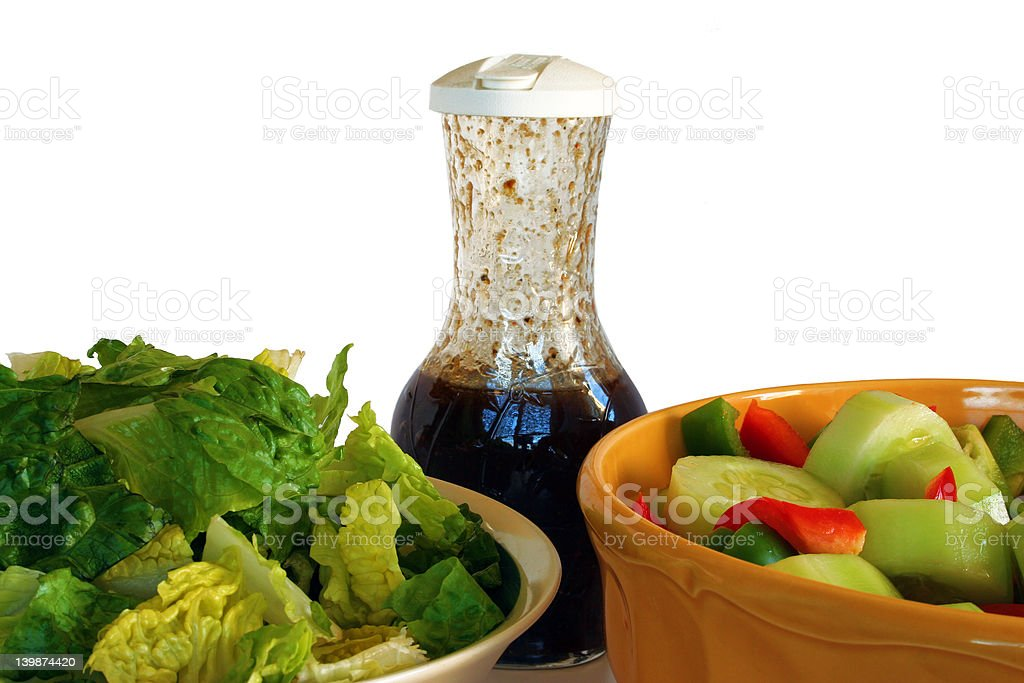 Summer Salad royalty-free stock photo