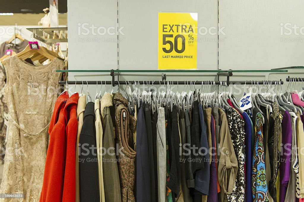 Summer Sale royalty-free stock photo