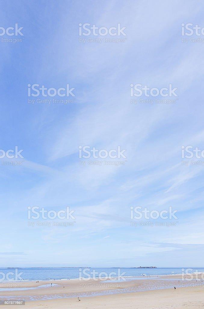 Summer Sky stock photo