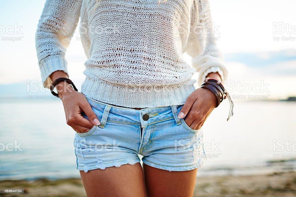 Summer style stock photo
