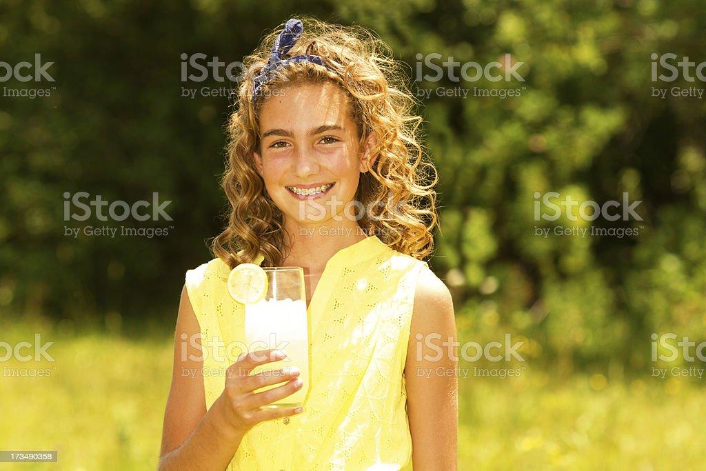 Summer Sweetness royalty-free stock photo