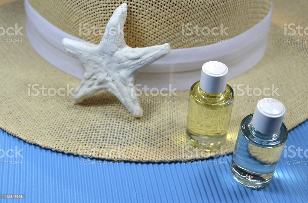 Summer time concept stock photo