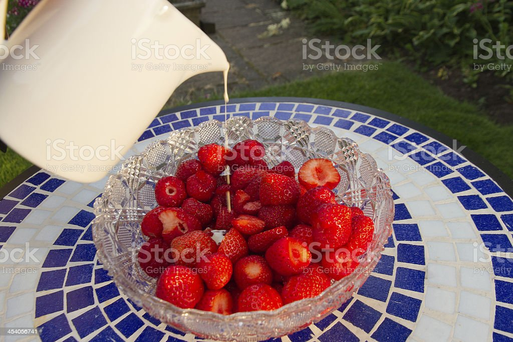 Summer time. stock photo