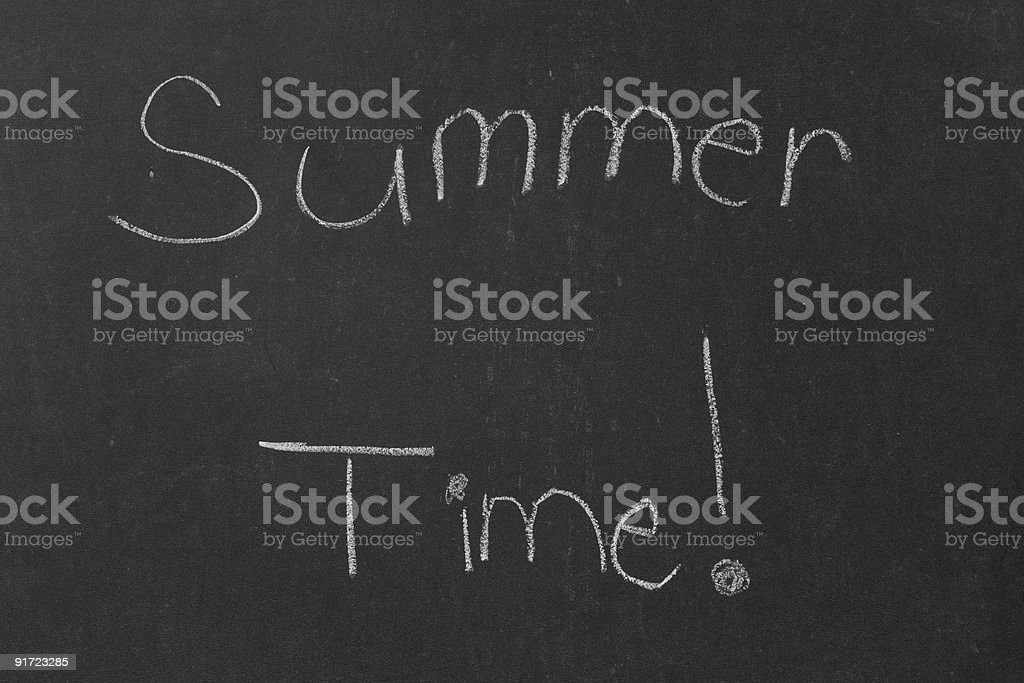 Summer Time! royalty-free stock photo