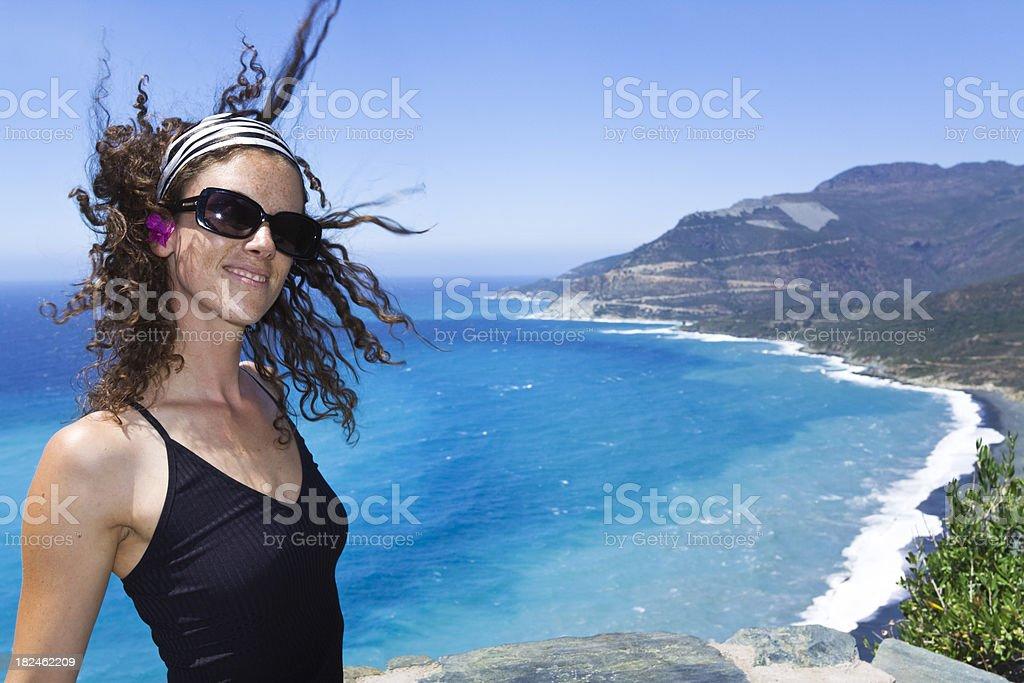 summer trip royalty-free stock photo