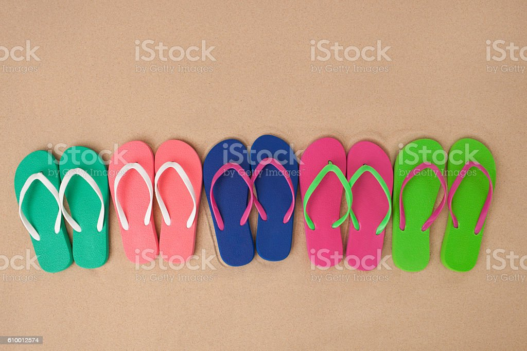 Summer vacation concept. stock photo