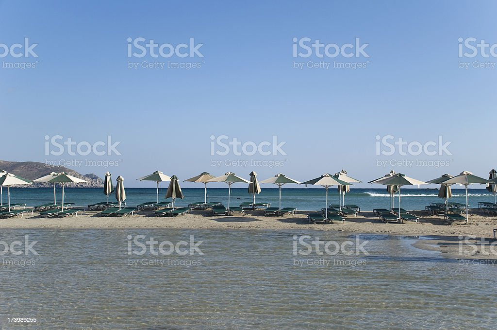 Summer vacation stock photo