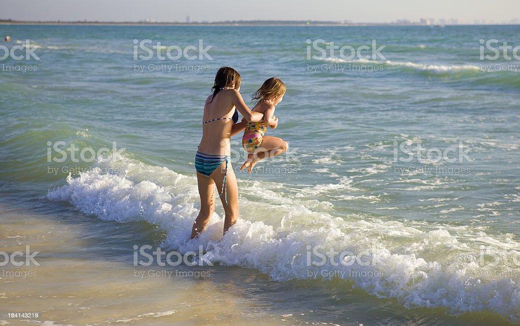 Summer Vacation royalty-free stock photo
