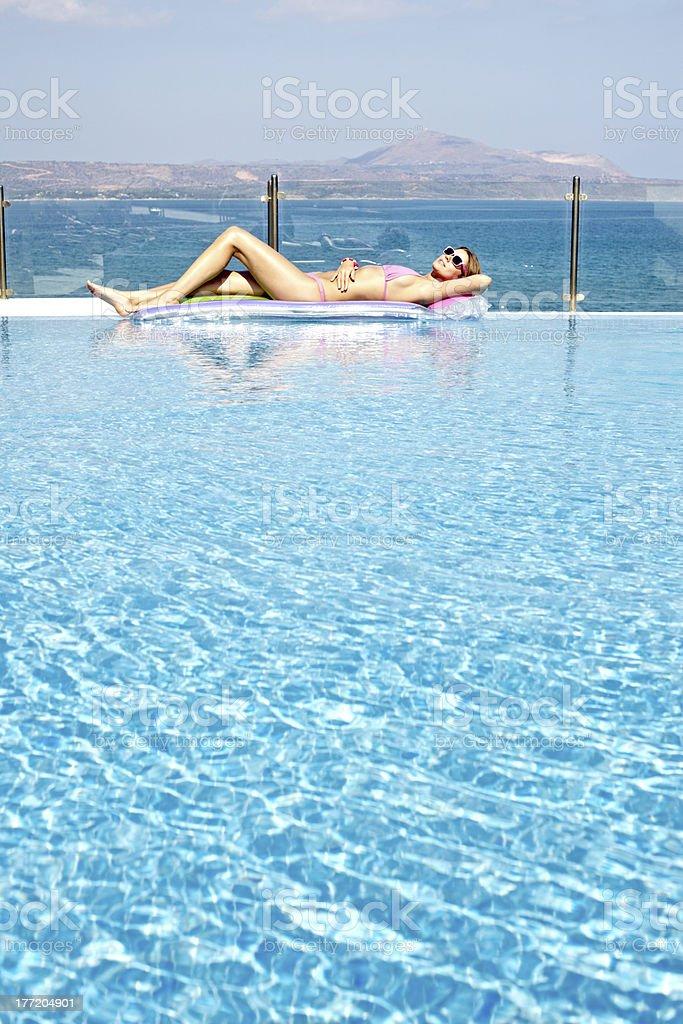 Summer vacations royalty-free stock photo