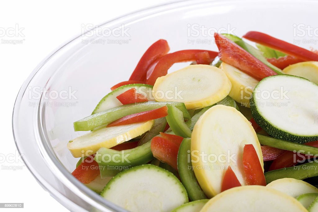 summer vegetables royalty-free stock photo