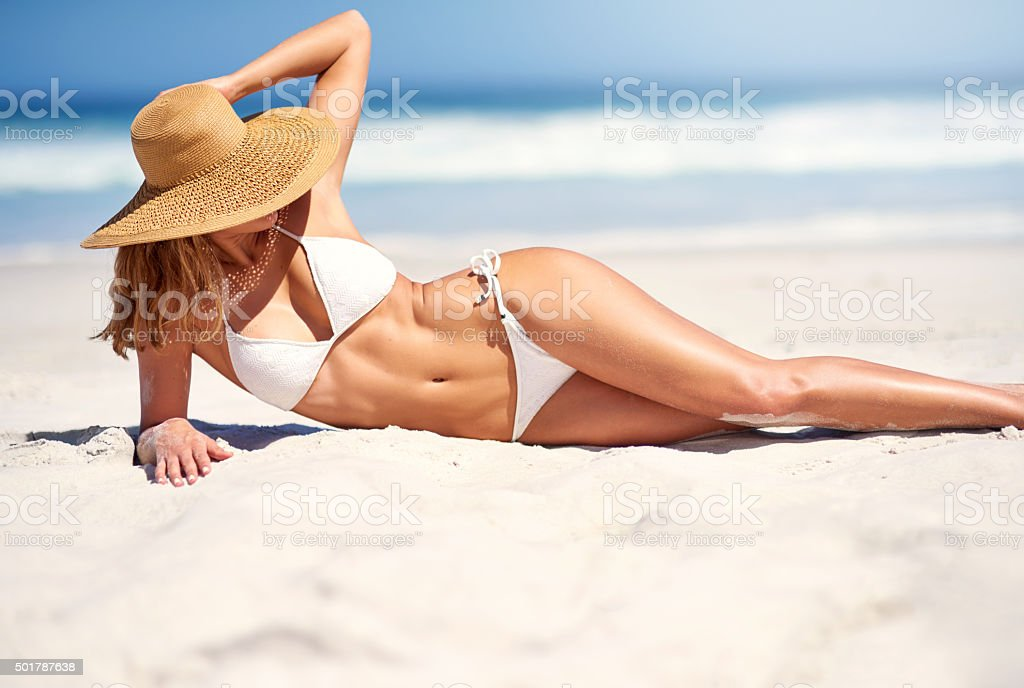 Summer vibes stock photo