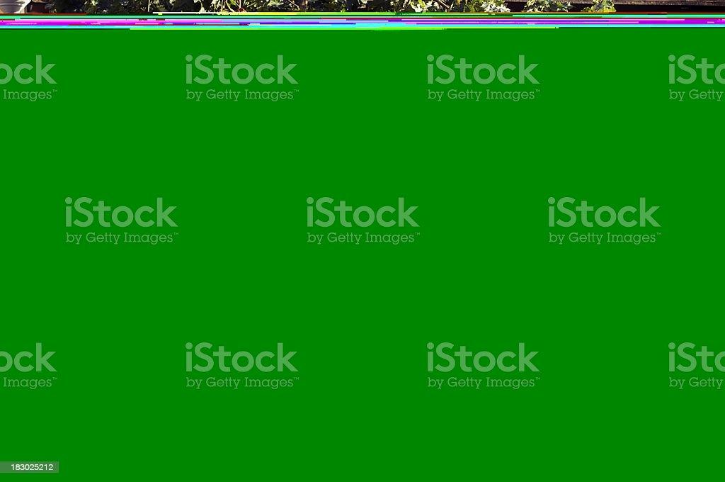 summer village stock photo