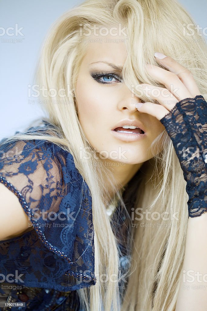 Summer Woman royalty-free stock photo