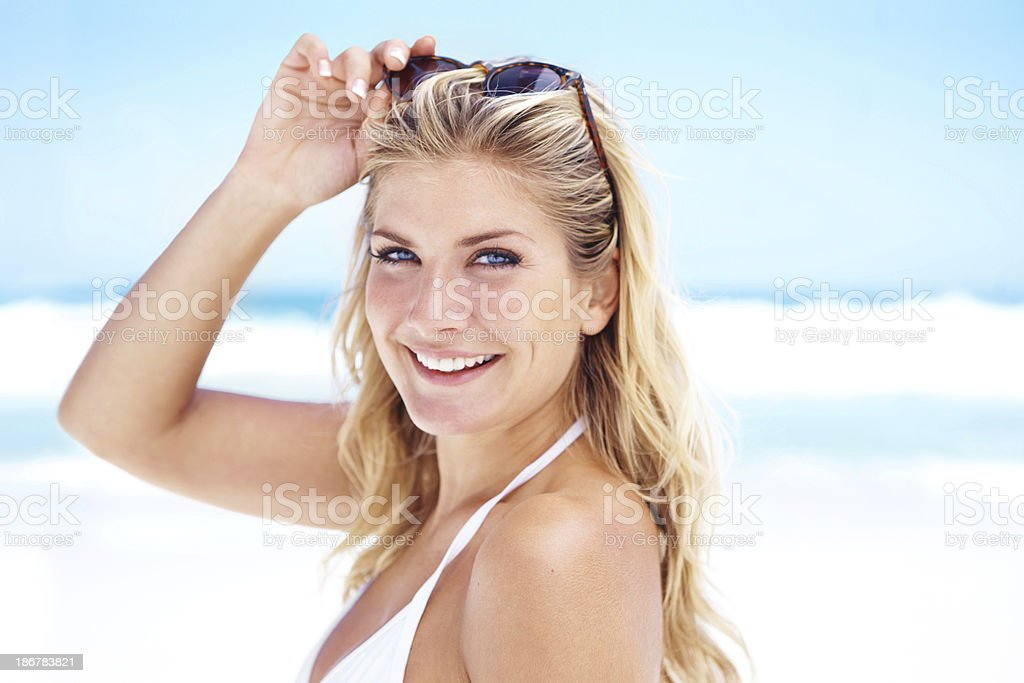 Summer's here! royalty-free stock photo