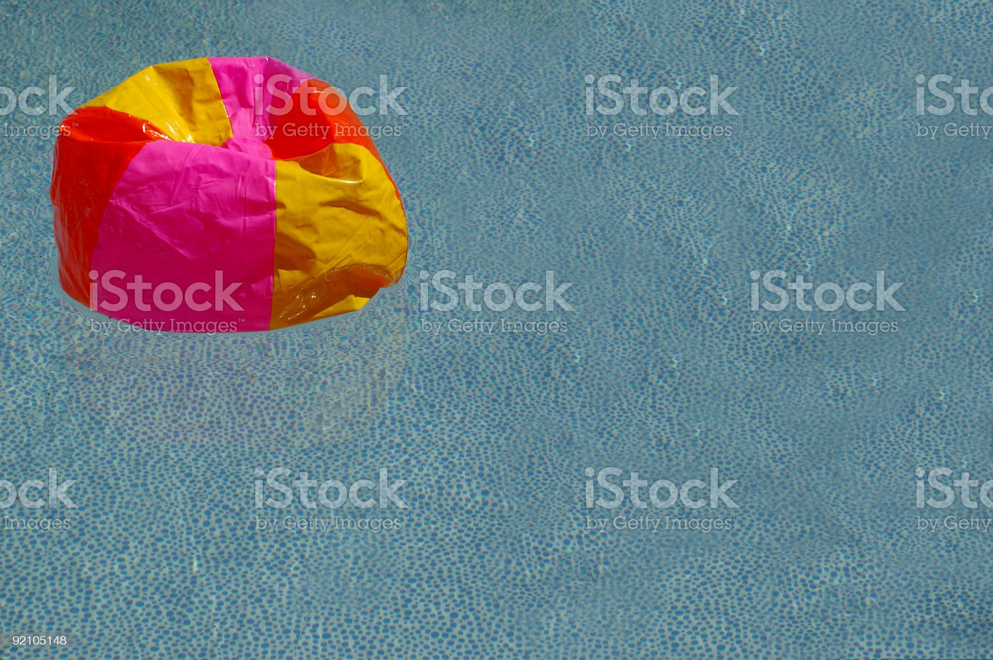 Summer's over royalty-free stock photo