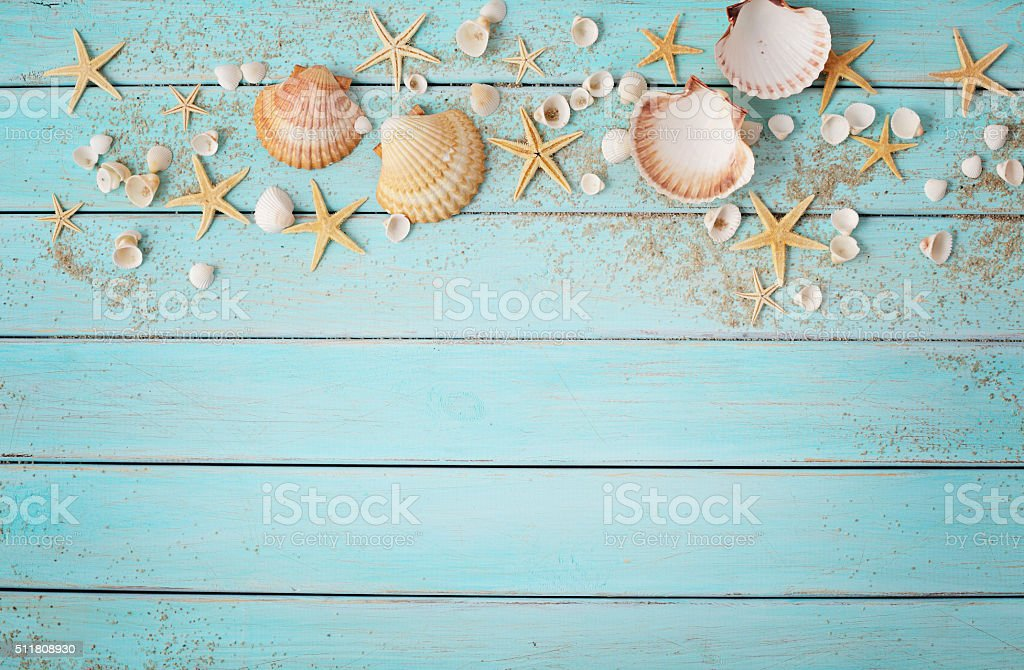 summertime background stock photo