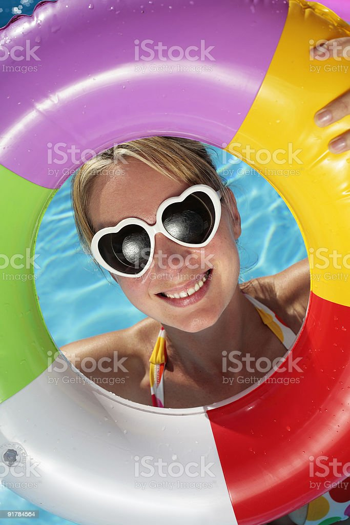 Summertime Fun royalty-free stock photo