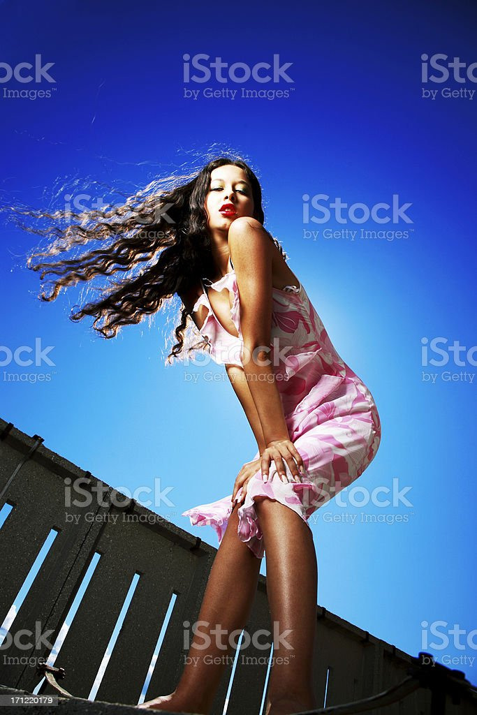 Summertime passion royalty-free stock photo