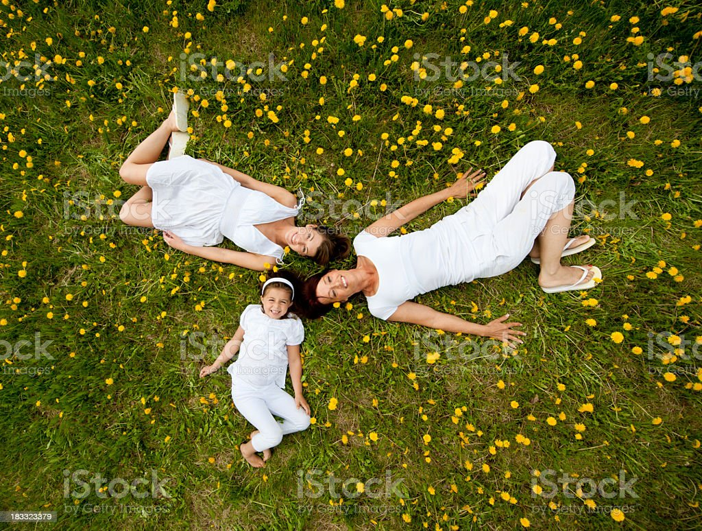 Summertime. royalty-free stock photo