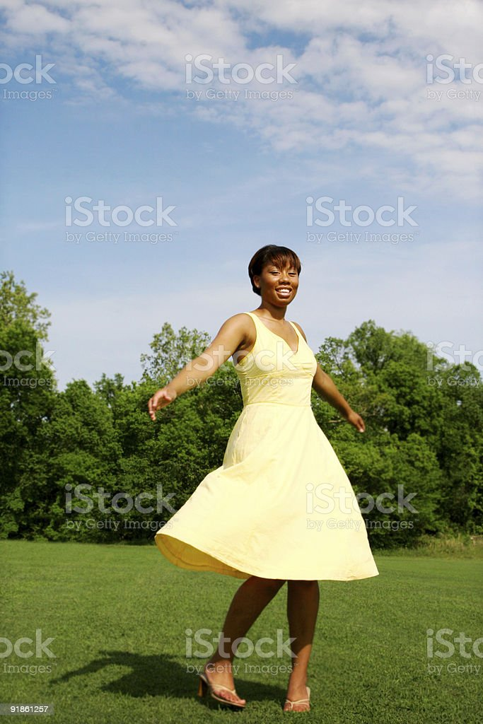summertime portraits royalty-free stock photo