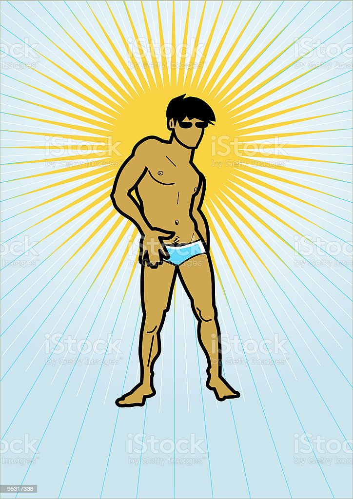 summertime twink royalty-free stock photo